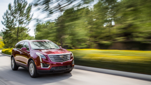 Cadillac XT4 Background