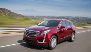 Cadillac XT4 HD Background