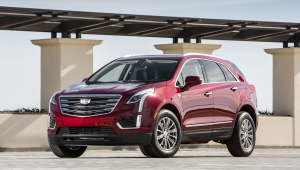 Cadillac XT4 HD Wallpaper