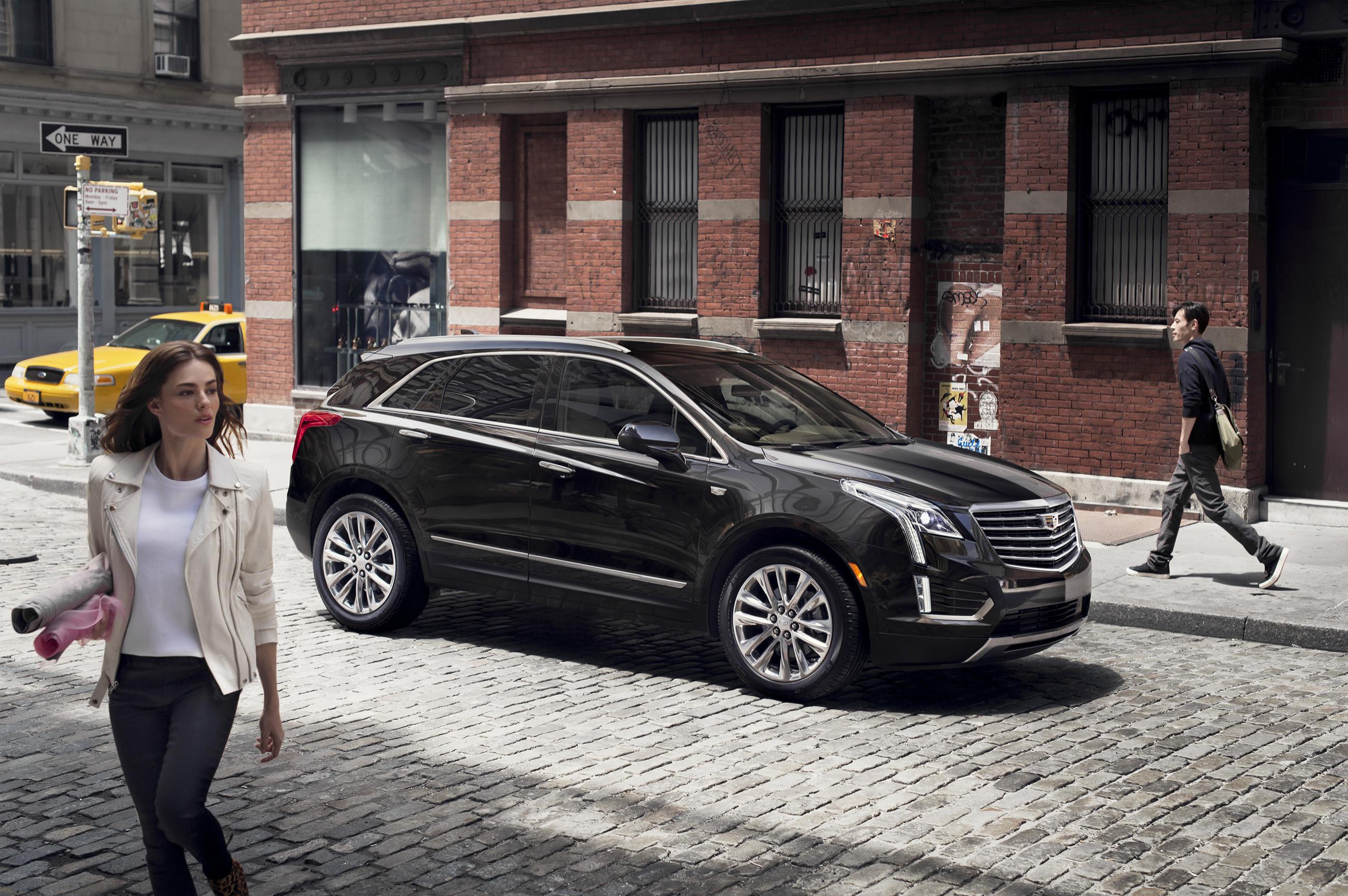 Cadillac XT4 High Definition
