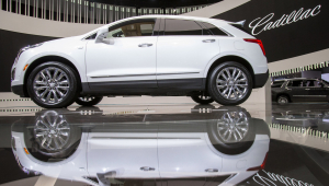 Cadillac XT4 Widescreen