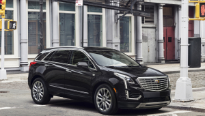 Cadillac XT4 Full HD