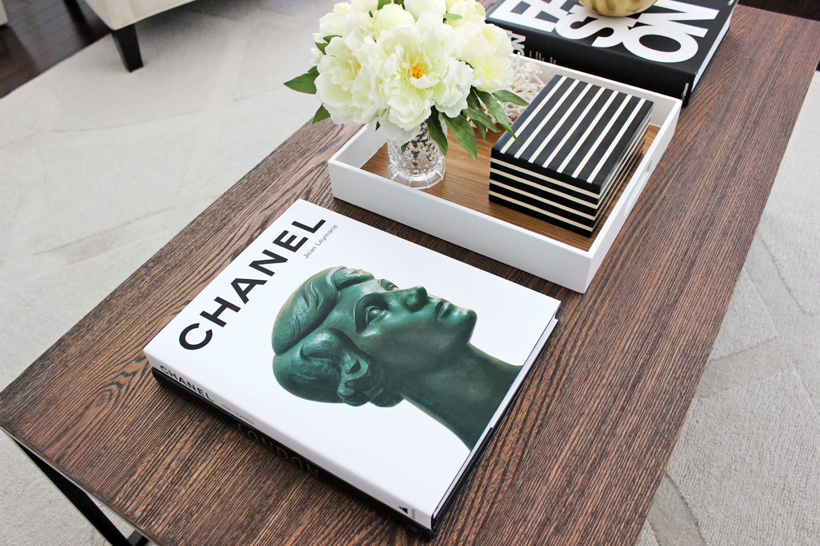 Chanel As Coffee Table Book