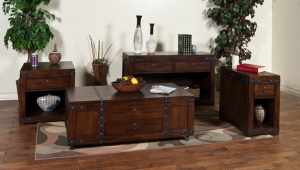 Chest Coffee Table Set