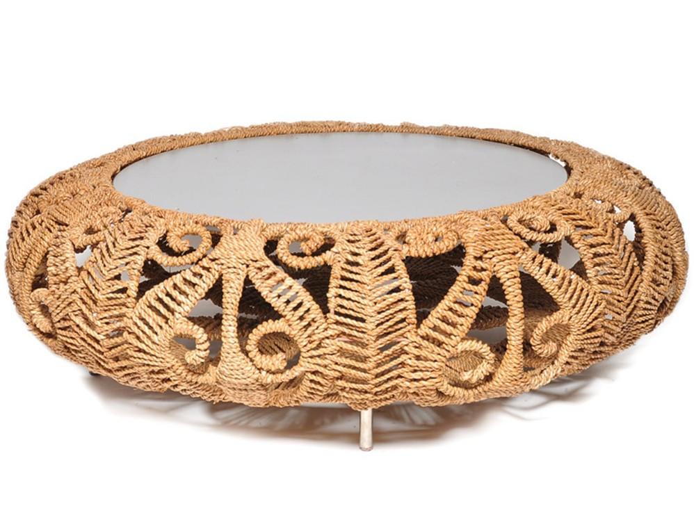 Chic Asian Coffee Table