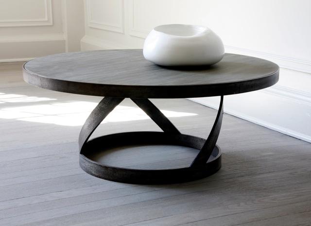 Circular Coffee Table Interesting Design