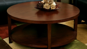 Classic Redwood Coffee Table