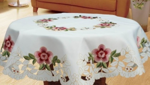 Coffee Table Cover Tablecloth
