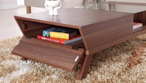Compact Coffee Table For Small Spaces