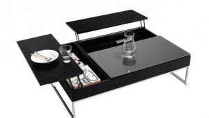 Convertible Coffee Table With Storage