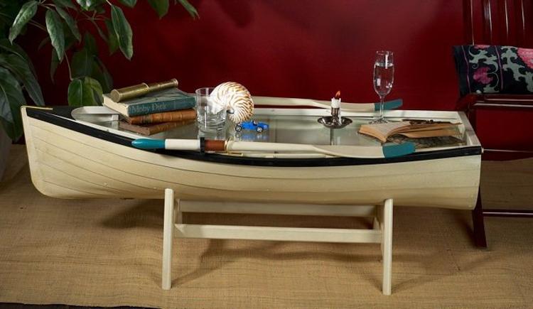 Decorative Coffee Table Idea