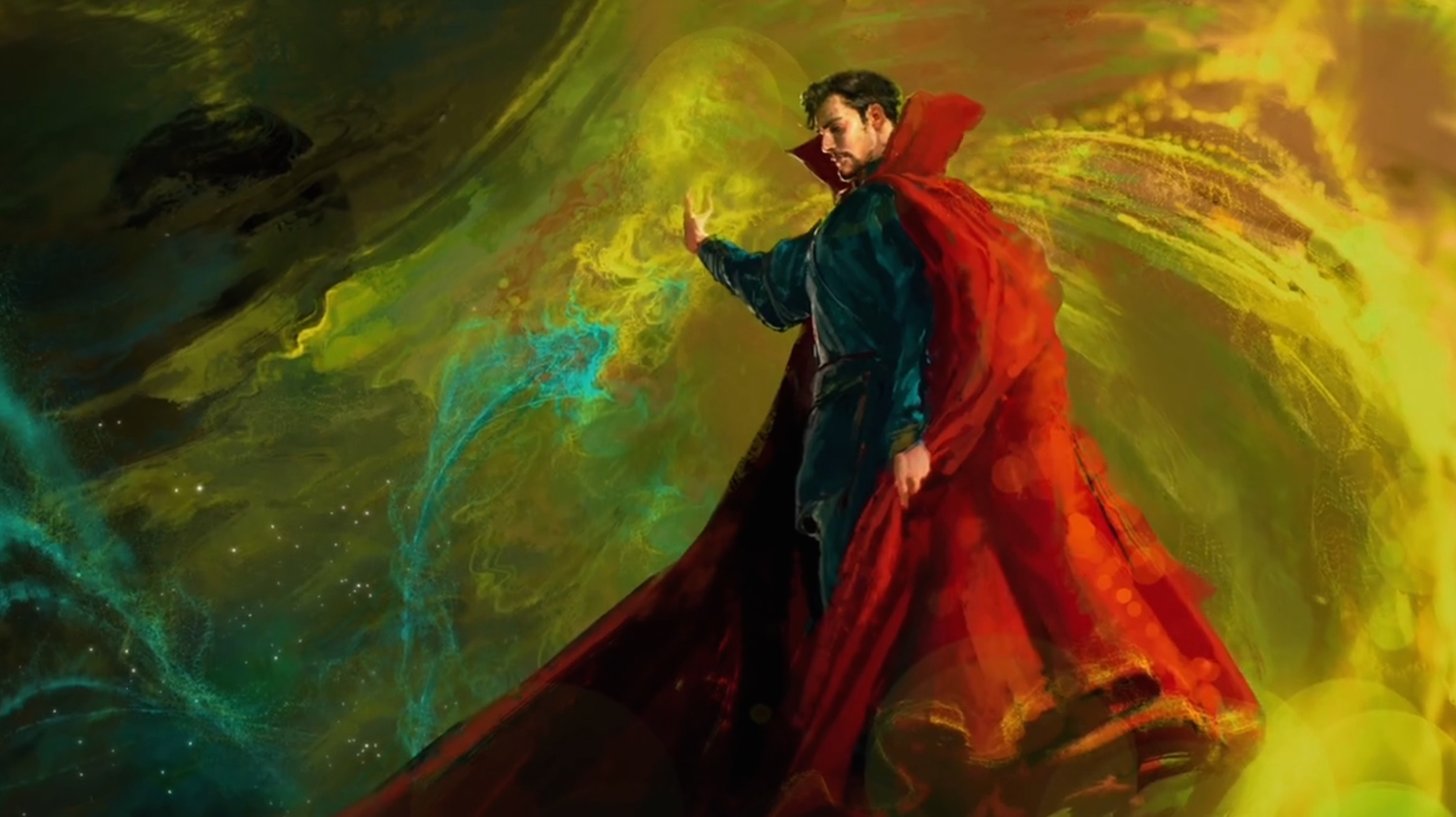 Doctor Strange Widescree