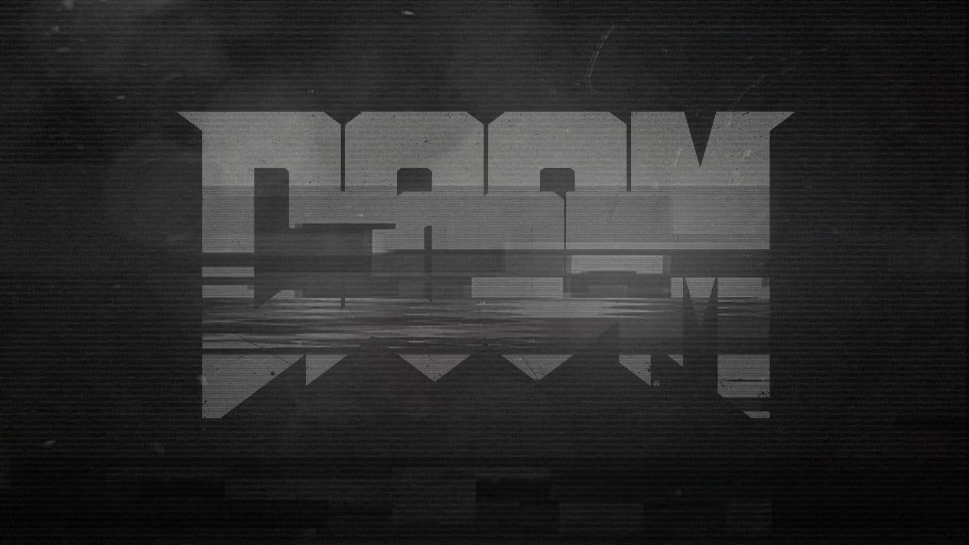 Doom 2016 HD Wallpaper
