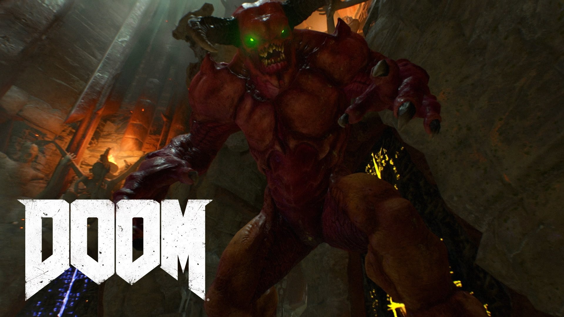 Doom 2016 High Quality Wallpapers
