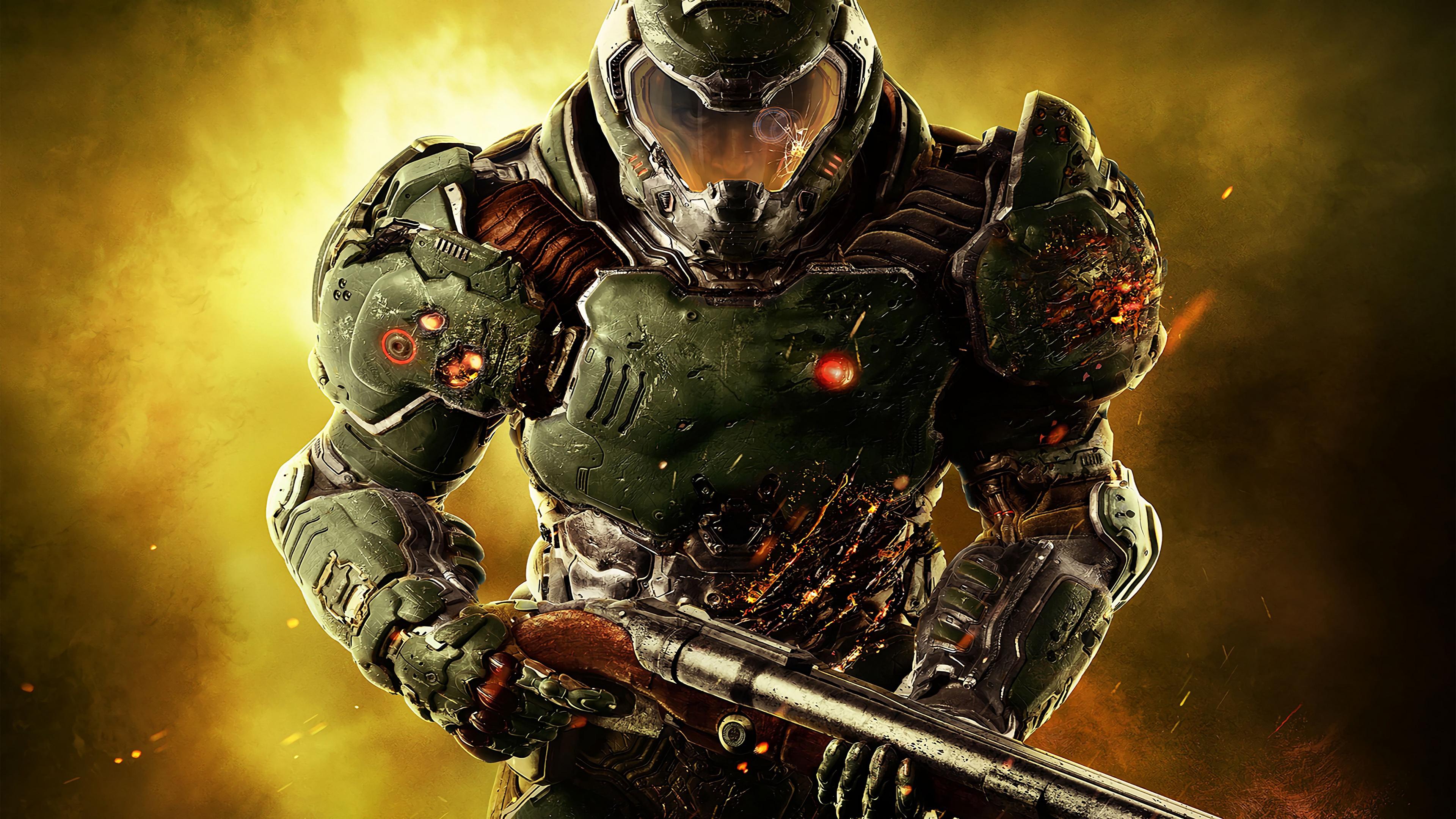 Doom 2016 Pictures