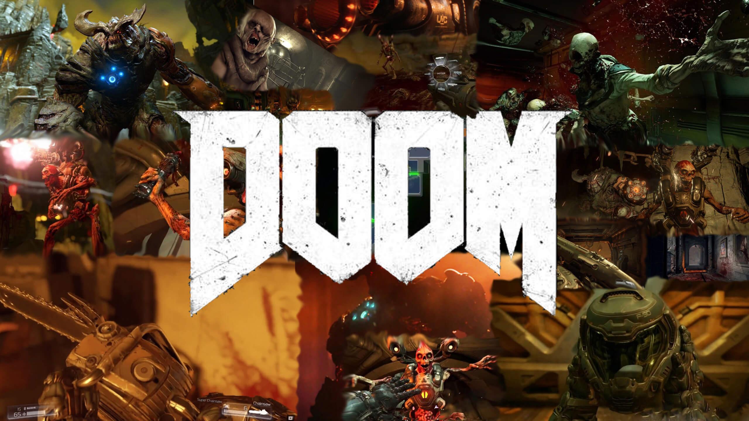 Doom 2016 Screenshots