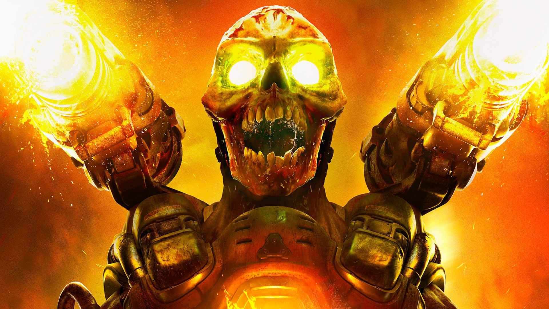 Doom 2016 Wallpaper