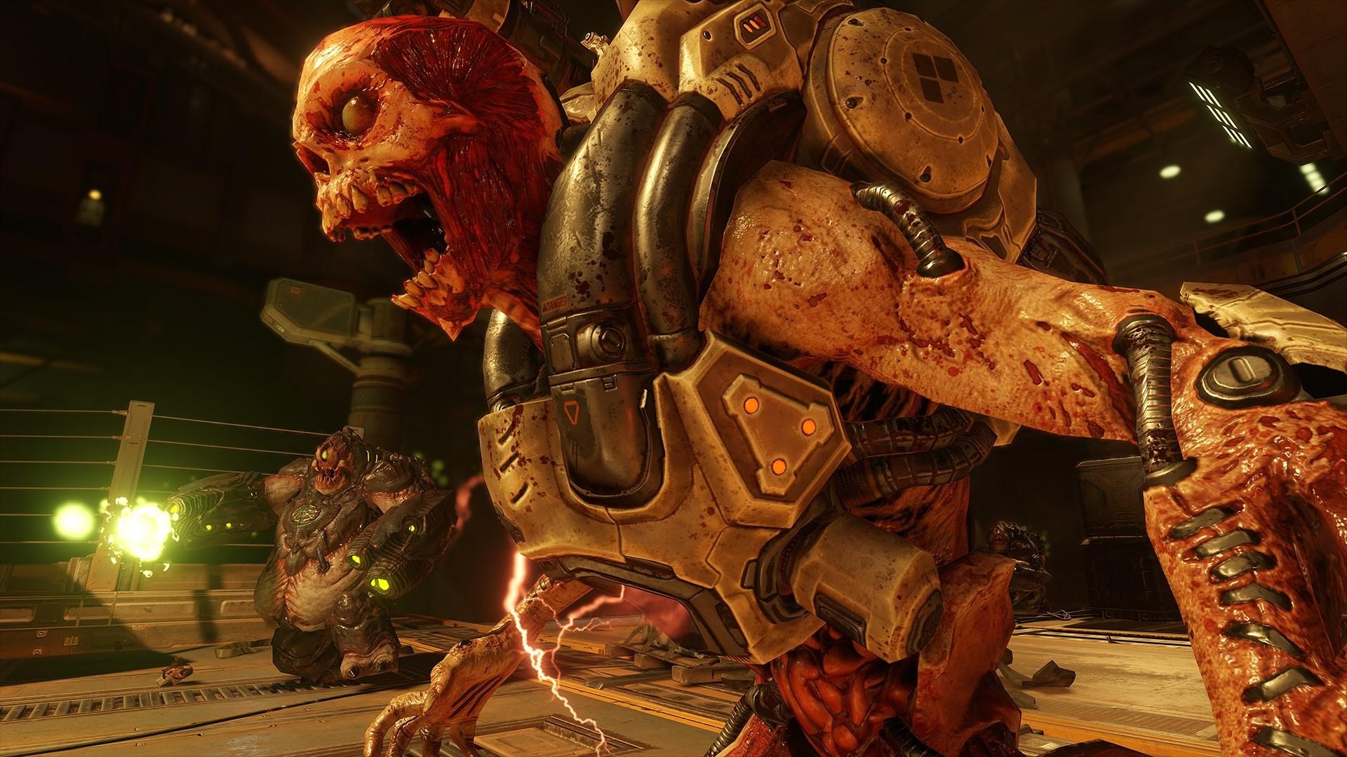 Doom 2016 Widescreen