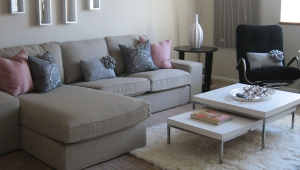 Double Coffee Table For Small Spaces