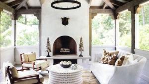Elegant Circular Coffee Table
