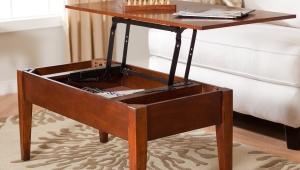 Extendable Coffee Table Idea
