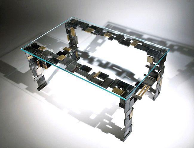 Fashionable Overstock Coffee Table