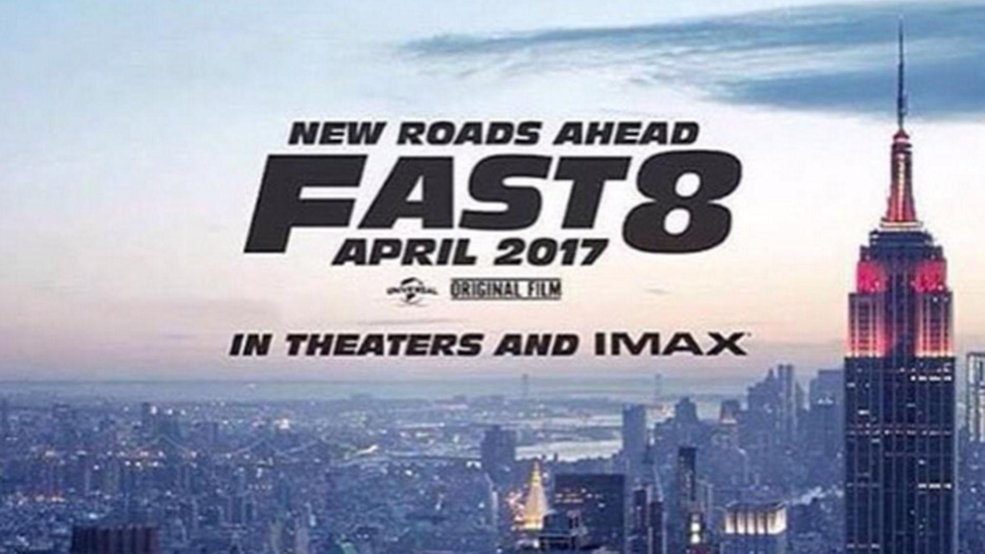 Fast 8 Movie Photo
