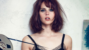Felicity Jones Computer Wallpaper