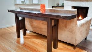 Folding Convertible Table