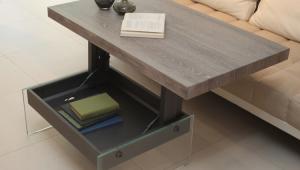 Folding Mini Transforming Coffee Table