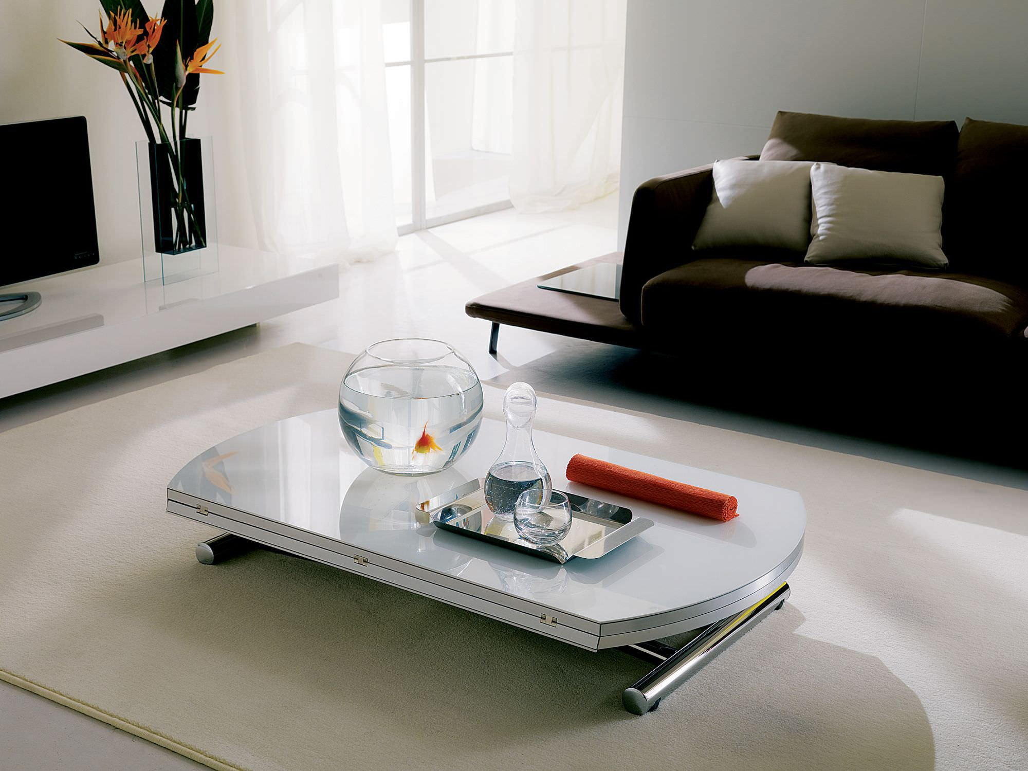 Folding Transformable Coffee Table
