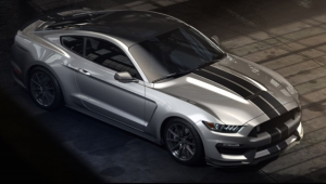 Ford Mustang Shelby GT350 2016 Computer Wallpaper