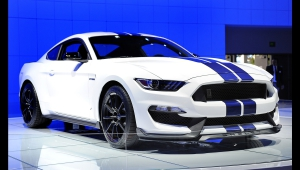 Ford Mustang Shelby GT350 2016 High Definition Wallpapers