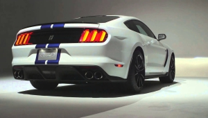 Ford Mustang Shelby GT350 2016 High Quality Wallpapers