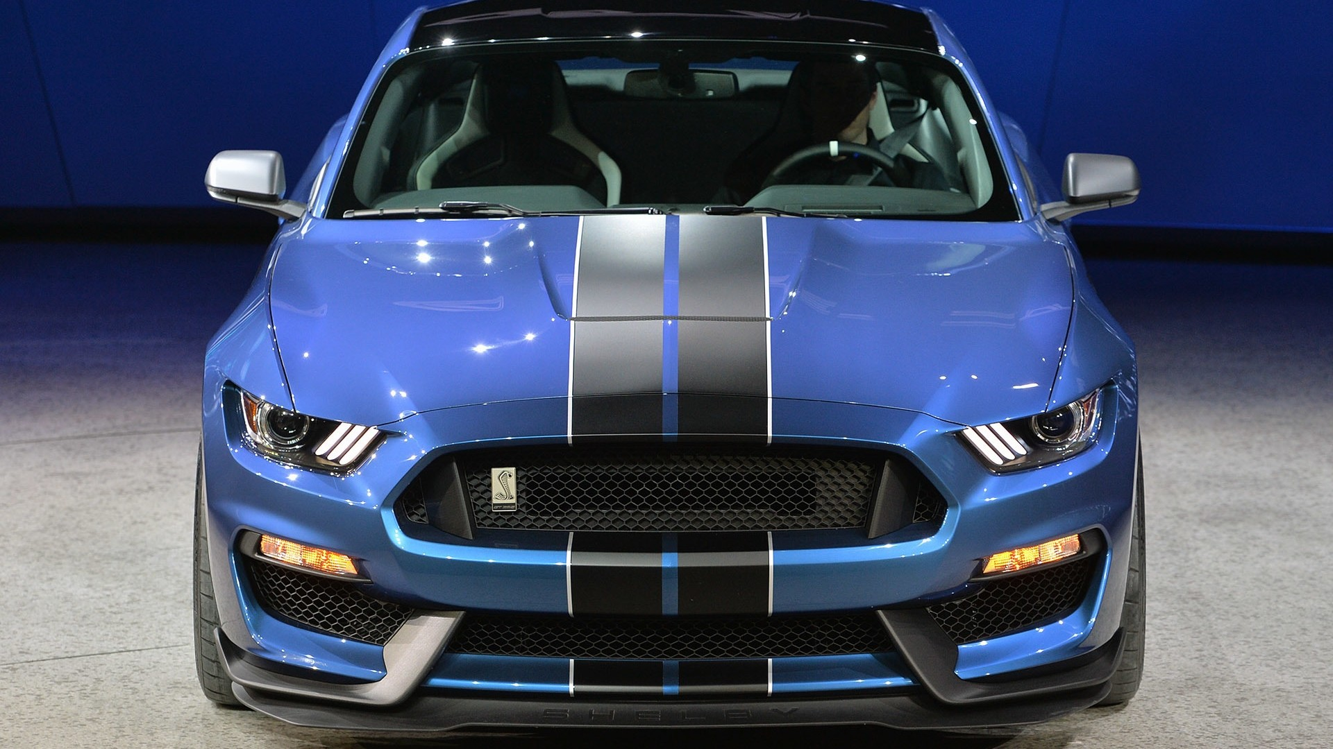 Ford Mustang Shelby GT350 2016 Wallpapers