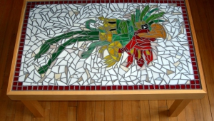 Funny Mosaic Coffee Table