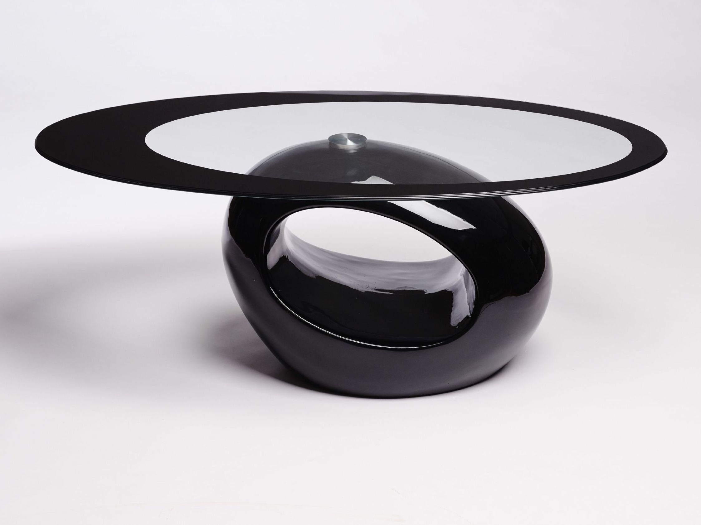 Futuristic Black Coffee Table