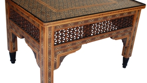 Great Moroccan Coffee Table