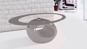 Grey Coffee Table Design