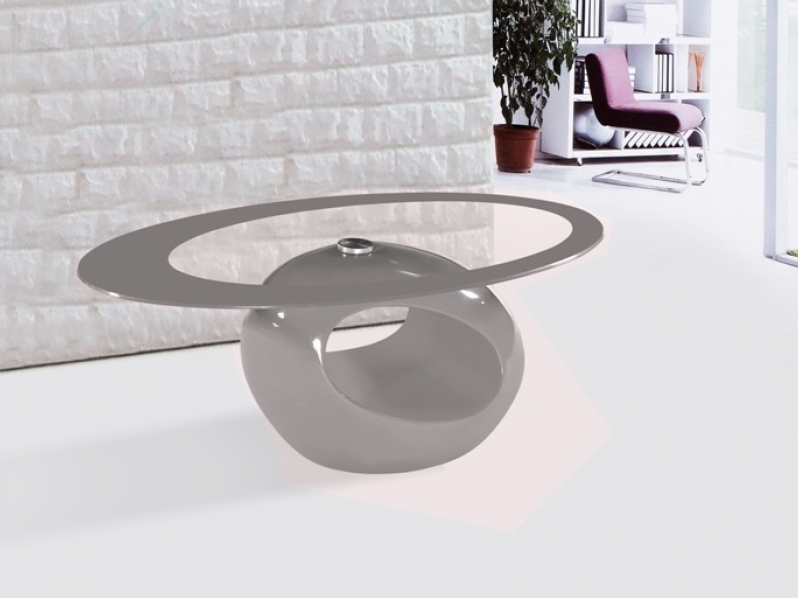 Grey Coffee Table Design