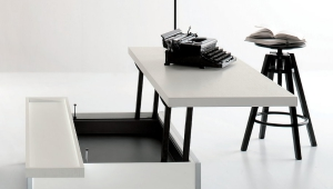Idea For Folding Coffee Table