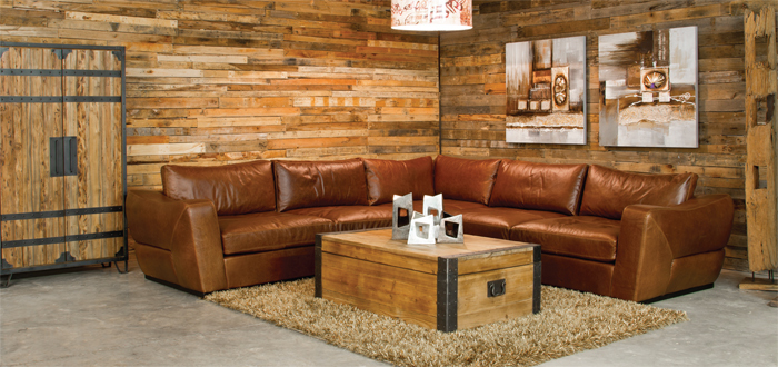 Idea For Rustic Coffee Table