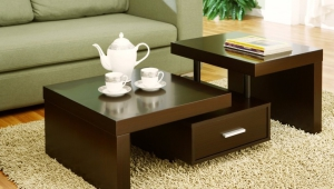 Ideas For Small And Usefull Coffee Table