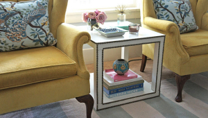 Ikea Hack Coffee Table Decor