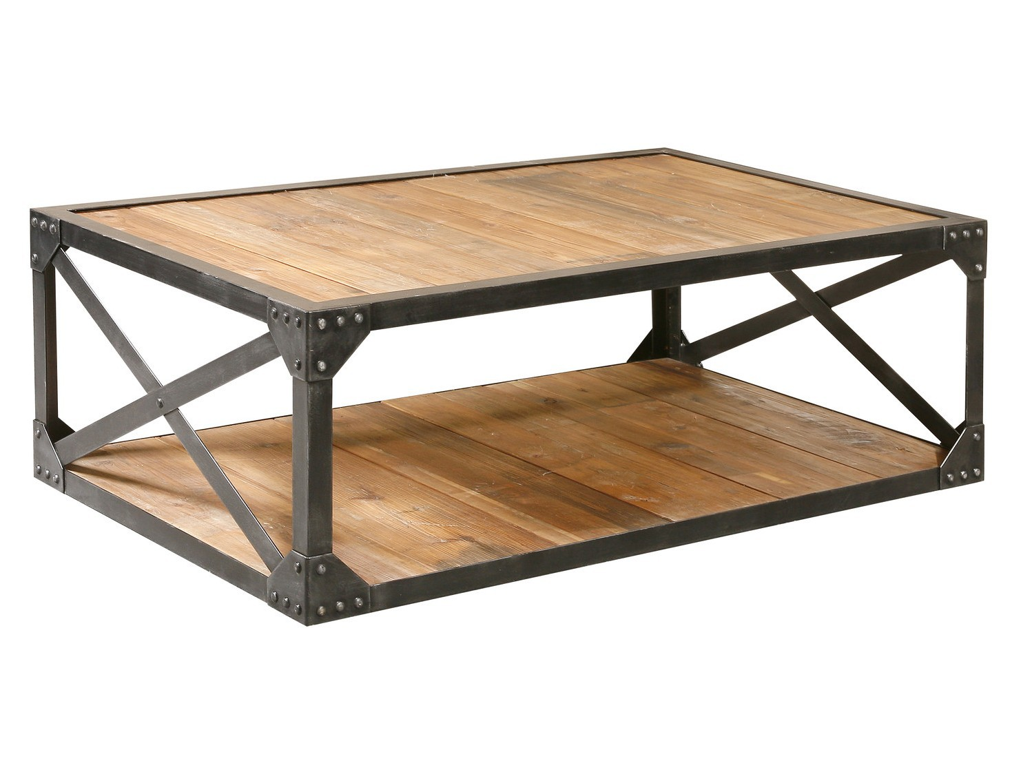 Industrial Recycled Coffee Table