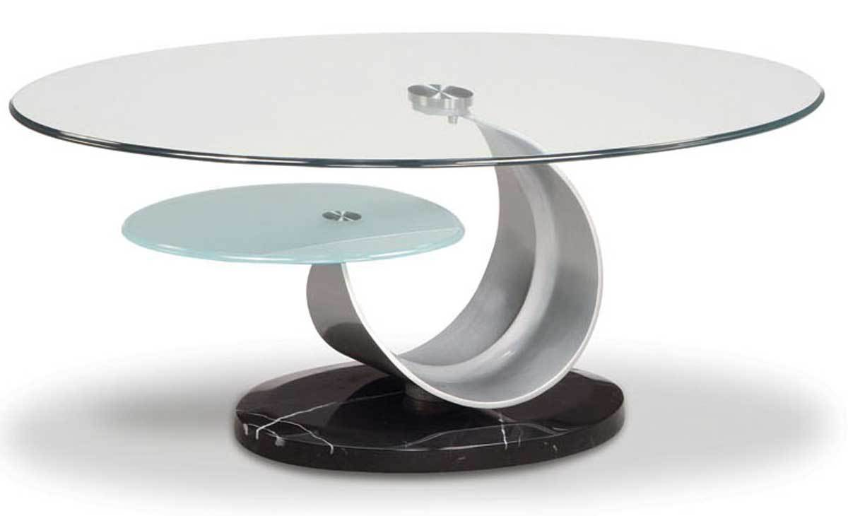 Intersting Glass Coffee Table