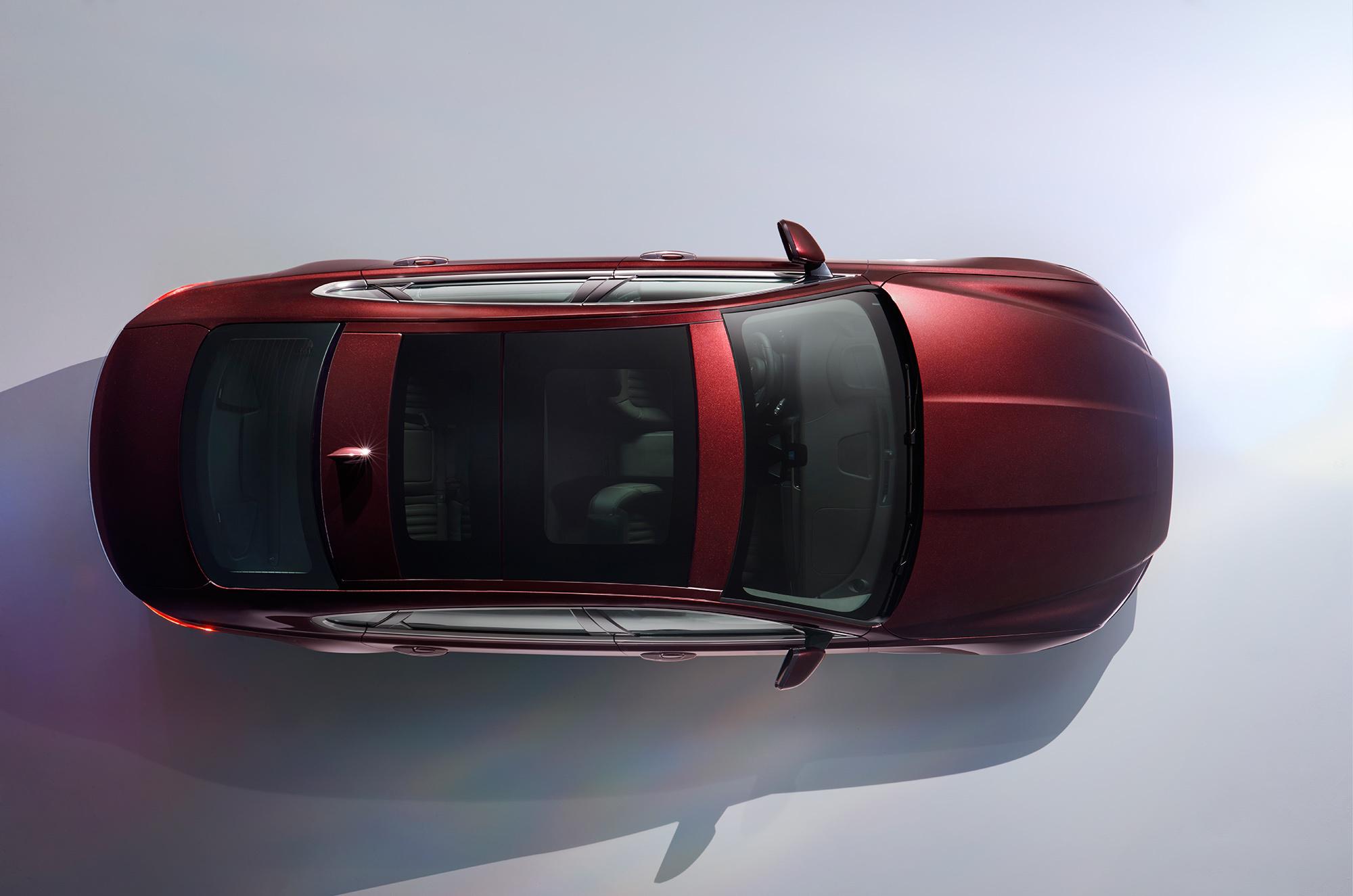 Jaguar XFL Photos