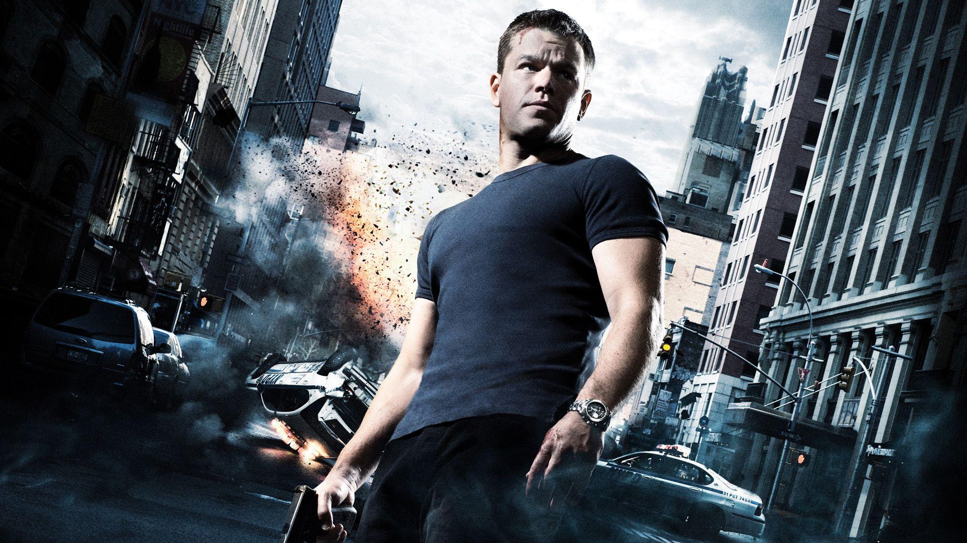 Jason Bourne 2016 Photos