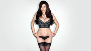 Jenna Jenovich HD Wallpaper