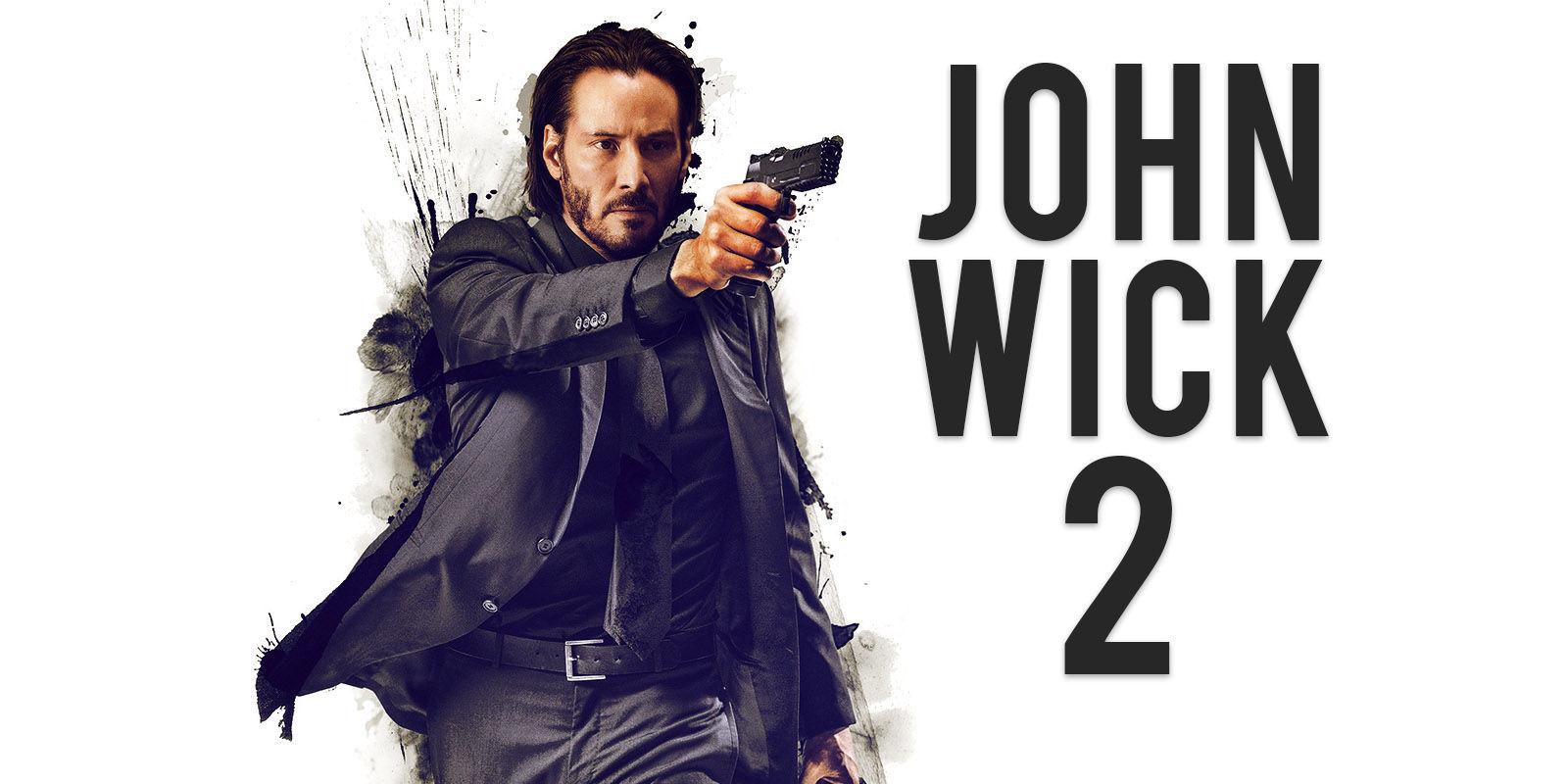 John Wick 2 Logo